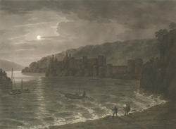 Conway Castle, Carnavonshire